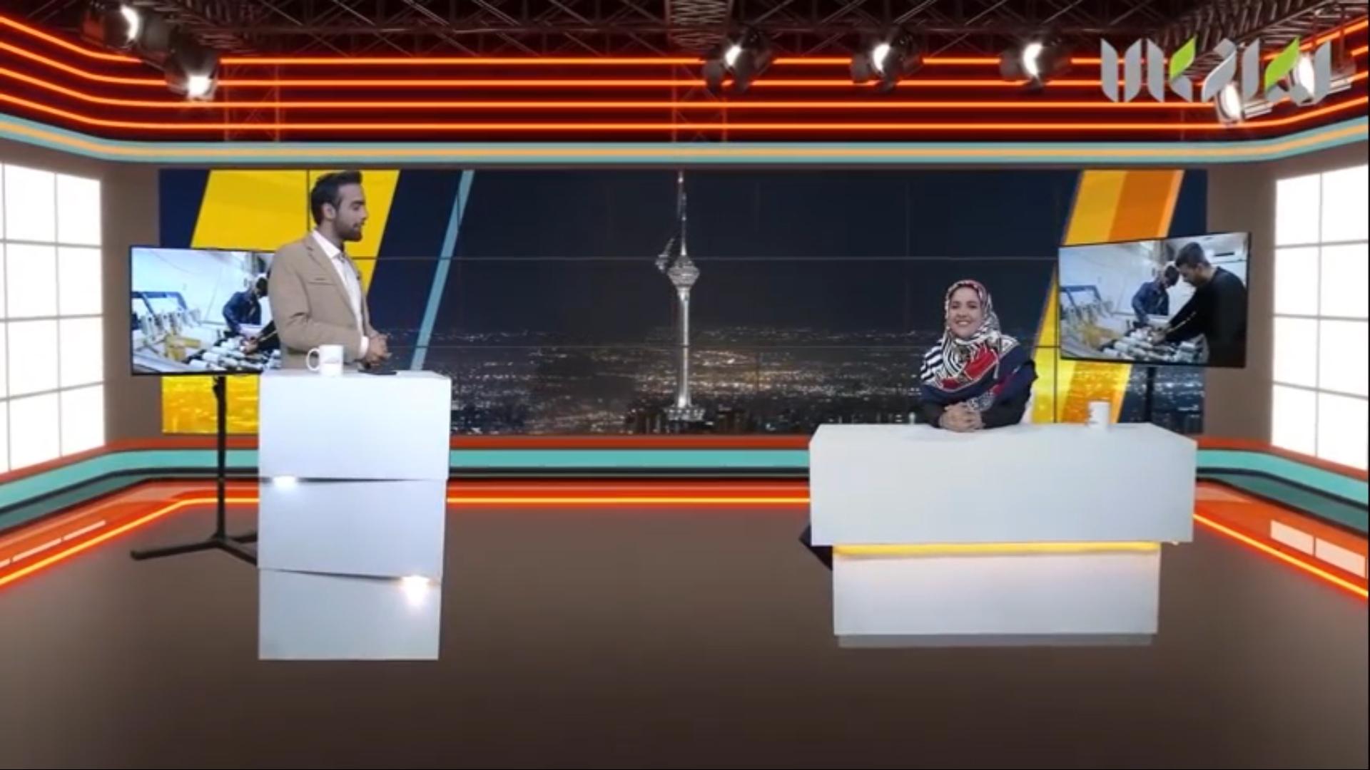 برنامه وقت کار | شبکه ایران کالا | آرکا چوب – سمانه امانی