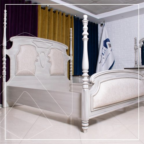 سرویس خواب جدید آرکا چوب کد 308